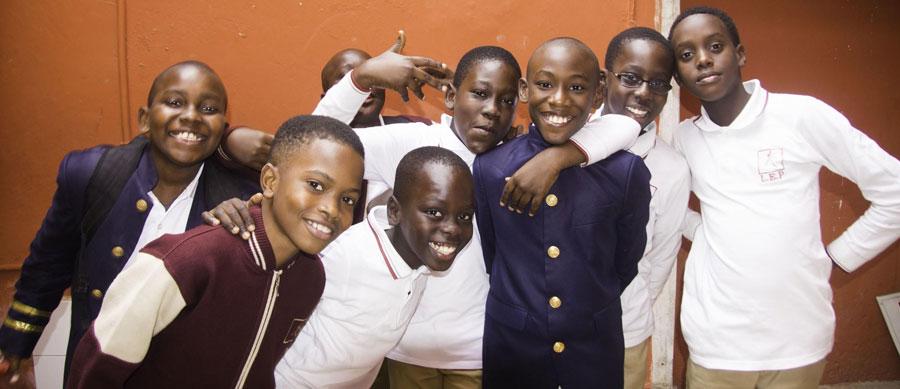 Le Lycée Birago Diop fait partie du réseau des 6 lycées d'excellence du Groupe ISM à travers le Sénégal