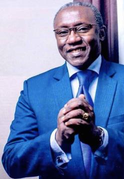 Amadou Diaw fondateur de l'ISM
