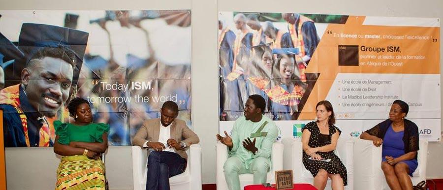 Forum métiers et parcours du Madiba Leadership Institute