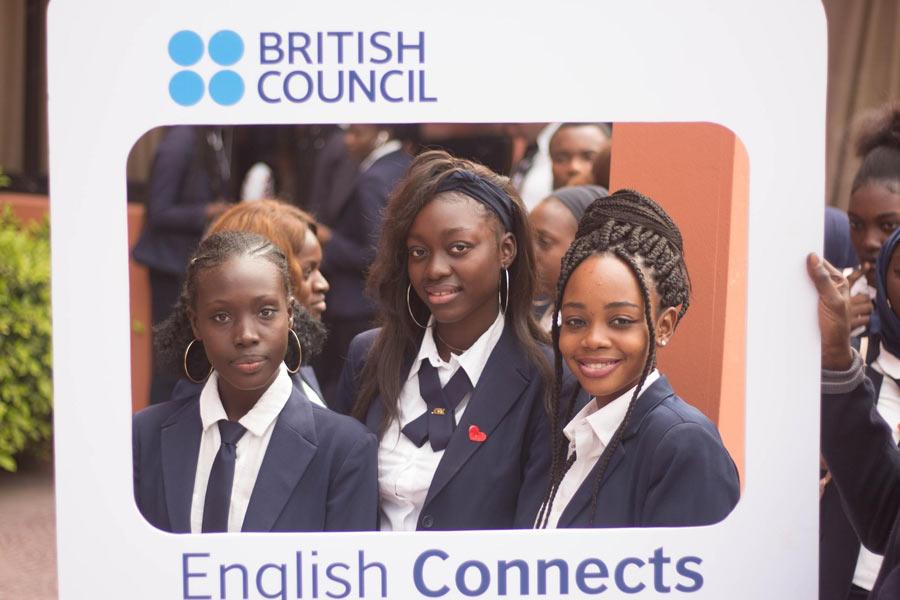 """Le Groupe ISM se connecte au """"British Council"""""""