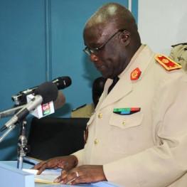 Général Boubacar WADE