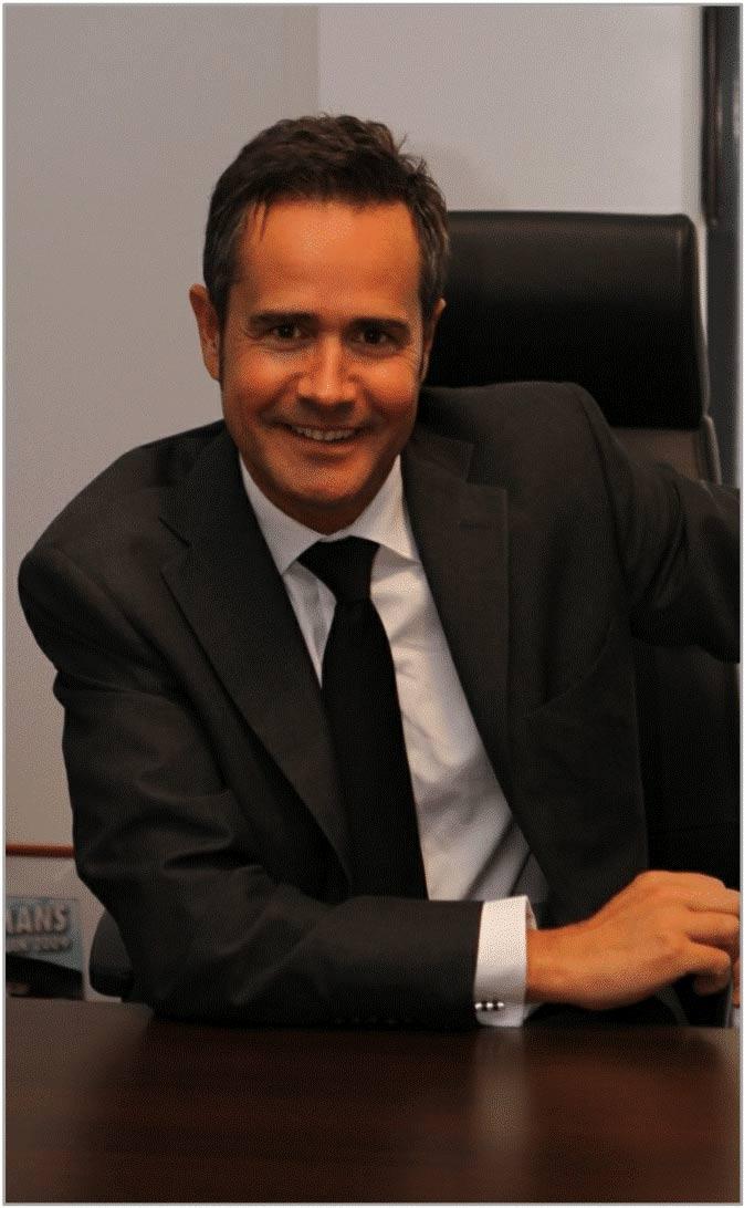 Gérard Dubois, directeur général et créateur de Synéthique groupe.