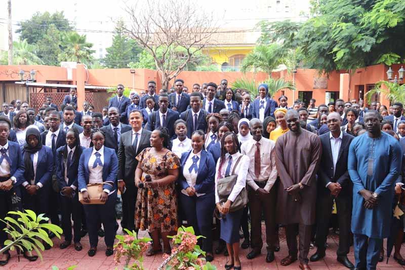 Emplois à l'ISM Dakar au Sénégal