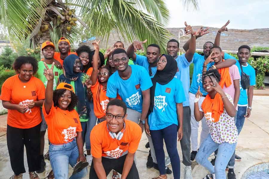 Student life at ISM Dakar