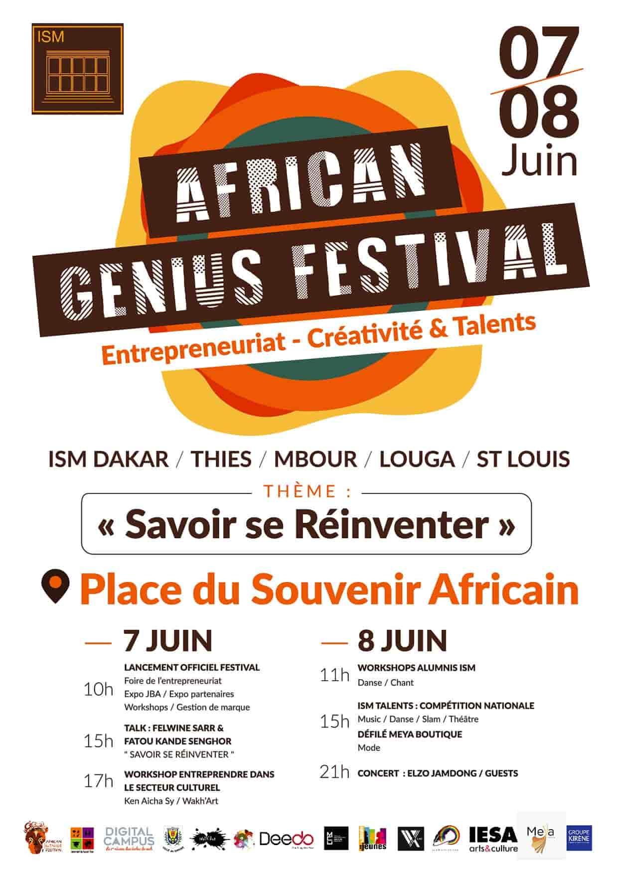 African Genius Festival