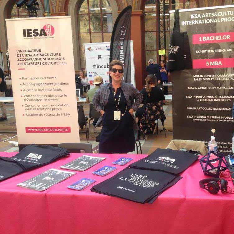 Groupe ISM soutient le dynamisme entrepreneurial dans le secteur de l'art et la culture