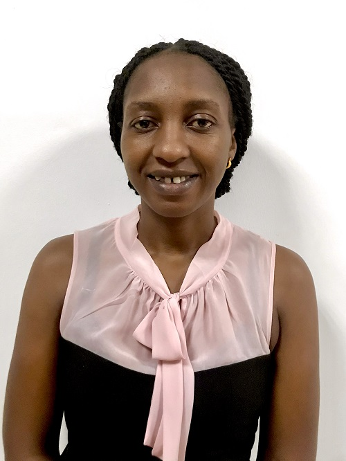 Fuh Sheila Mforbi, a financial passionate