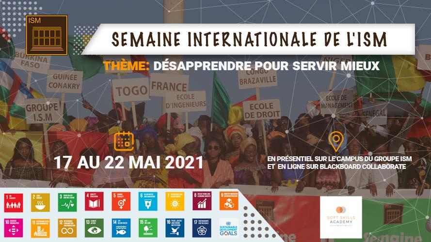 Groupe ISM Dakar - Semaine Internationale de l'ISM