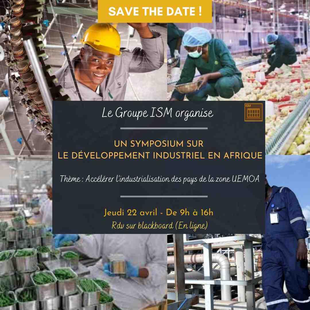 Groupe ISM - Symposium
