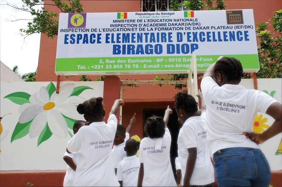 L'Espace Élémentaire d'Excellence Birago Diop du Groupe ISM