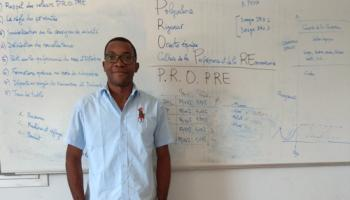 ISM Dakar - Olivier, ingénieur industriel et néo-manager !