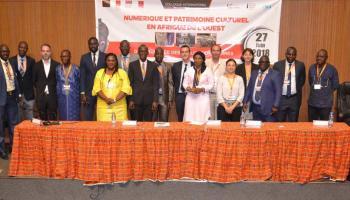 Colloque Numérique et Patrimoine culturel en Afrique de l'Ouest