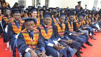 Remise des diplômes de Licence 2018 à l'ISM