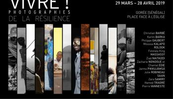 Exposition Vivre ! Licence Management et Production des événements culturels dispensé au Madiba Leadership Institute