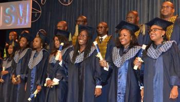 #GraduationISM2019 : l'excellence célébrée