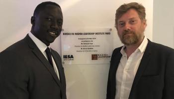 Le Madiba Leadership Institute ouvre ses bureaux à Paris